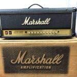 Marshall Amps マーシャル JCM900 真空管 Head Amp 100W(箱付き)