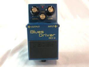 BOSS/ボス BD-2 Blues Driver ブルースドライバー オーバードライブ