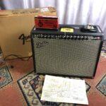 Fenderギターアンプ'reissueTWINREVERBフェンダーツインリバーブ